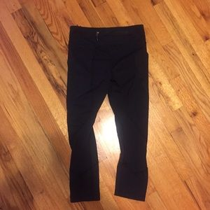 lululemon athletica Pants - Lululemon crop leggings